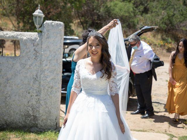 El matrimonio de Josué y Kathia en Curacaví, Melipilla 30