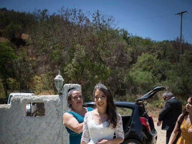 El matrimonio de Josué y Kathia en Curacaví, Melipilla 31