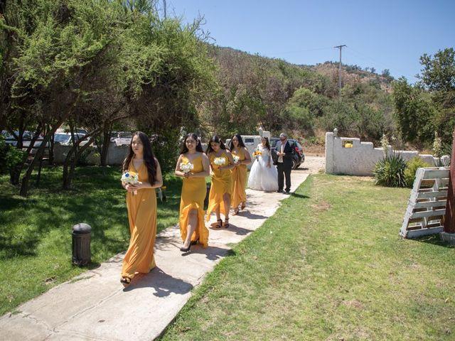 El matrimonio de Josué y Kathia en Curacaví, Melipilla 34