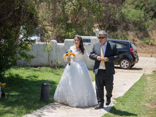 El matrimonio de Josué y Kathia en Curacaví, Melipilla 35