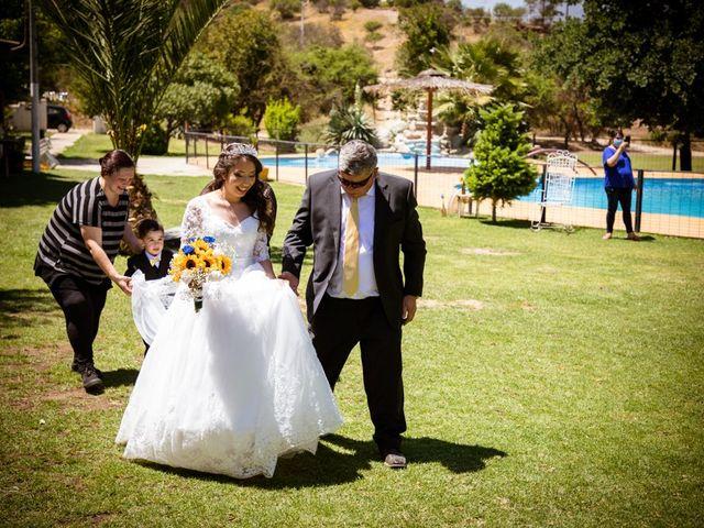 El matrimonio de Josué y Kathia en Curacaví, Melipilla 36