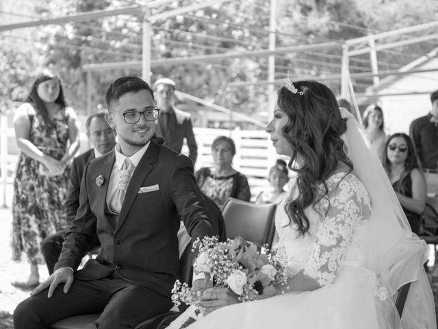 El matrimonio de Josué y Kathia en Curacaví, Melipilla 40