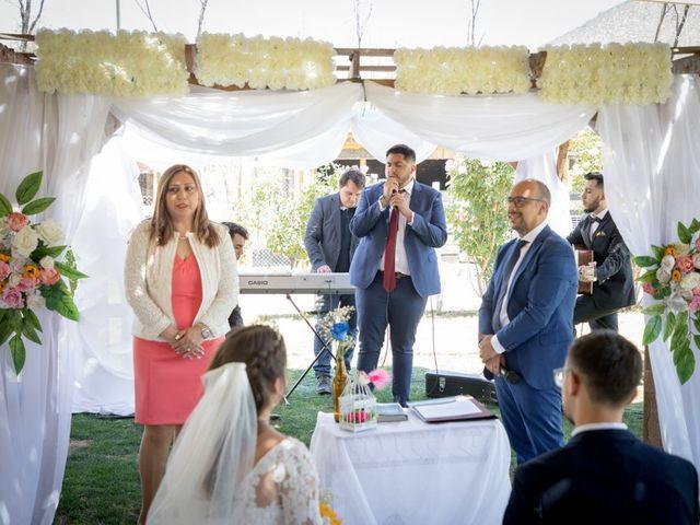 El matrimonio de Josué y Kathia en Curacaví, Melipilla 42