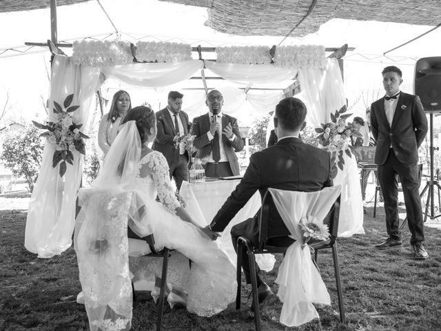 El matrimonio de Josué y Kathia en Curacaví, Melipilla 48