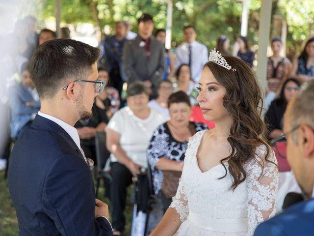 El matrimonio de Josué y Kathia en Curacaví, Melipilla 53