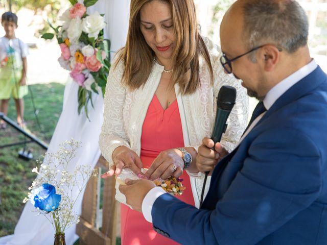 El matrimonio de Josué y Kathia en Curacaví, Melipilla 56