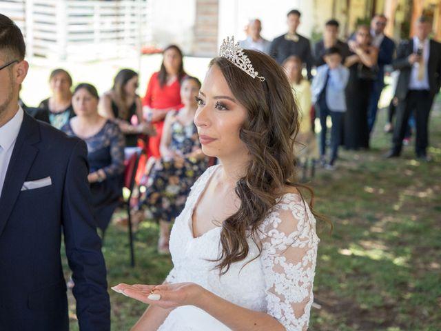 El matrimonio de Josué y Kathia en Curacaví, Melipilla 58