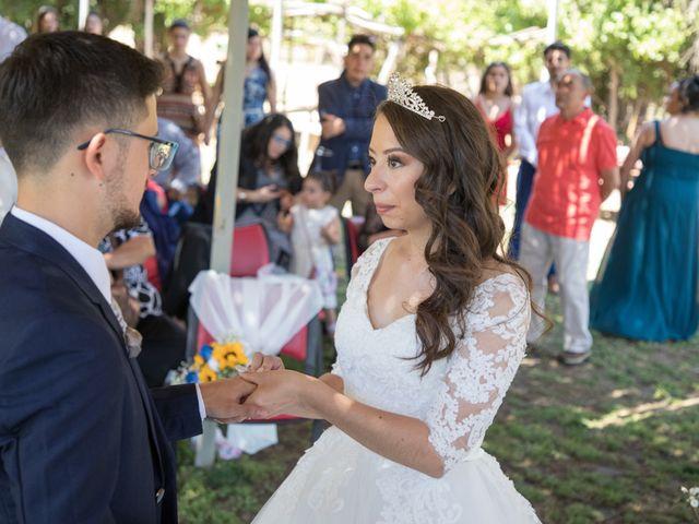 El matrimonio de Josué y Kathia en Curacaví, Melipilla 63