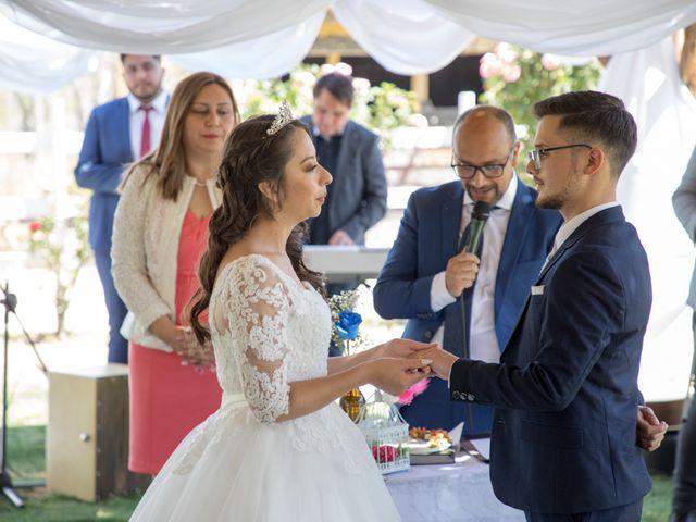 El matrimonio de Josué y Kathia en Curacaví, Melipilla 65