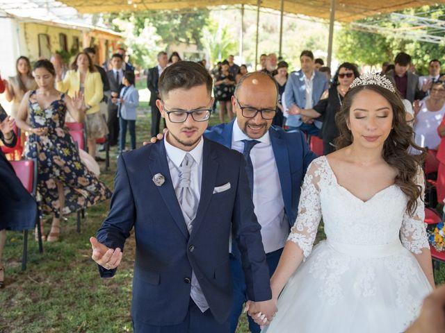 El matrimonio de Josué y Kathia en Curacaví, Melipilla 66