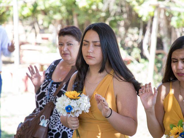 El matrimonio de Josué y Kathia en Curacaví, Melipilla 69