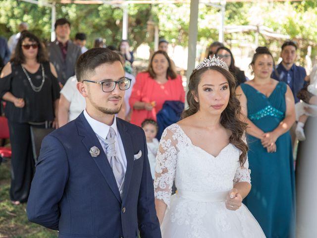 El matrimonio de Josué y Kathia en Curacaví, Melipilla 70