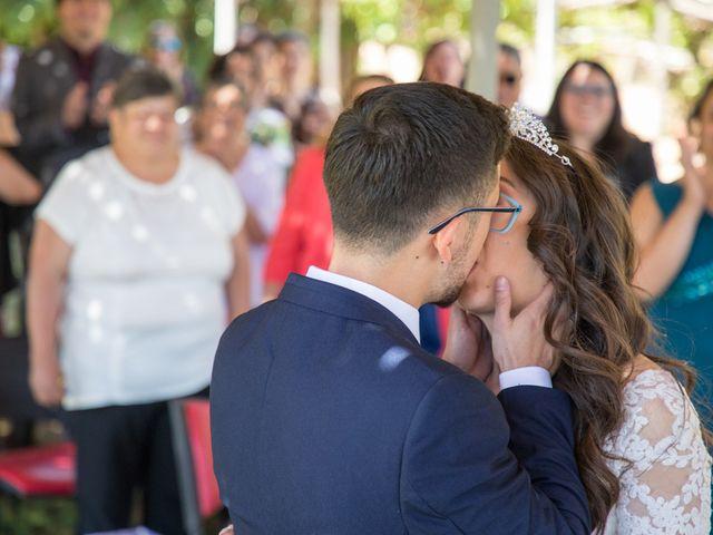 El matrimonio de Josué y Kathia en Curacaví, Melipilla 71