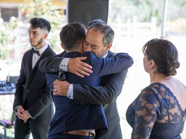 El matrimonio de Josué y Kathia en Curacaví, Melipilla 74