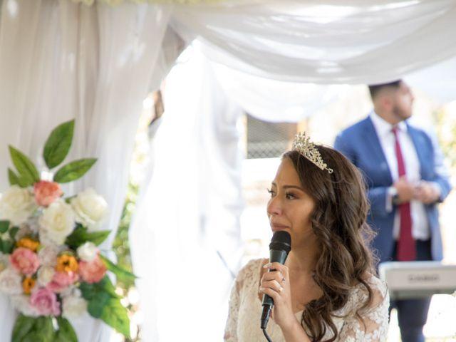 El matrimonio de Josué y Kathia en Curacaví, Melipilla 76