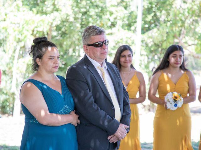 El matrimonio de Josué y Kathia en Curacaví, Melipilla 77