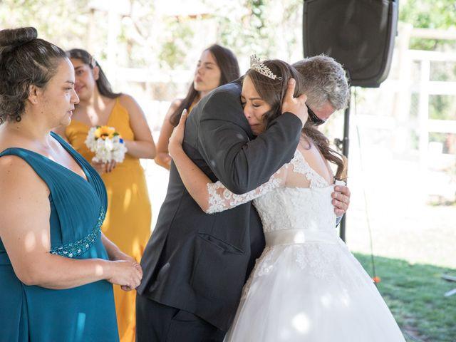 El matrimonio de Josué y Kathia en Curacaví, Melipilla 78
