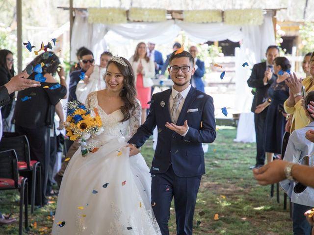 El matrimonio de Josué y Kathia en Curacaví, Melipilla 80