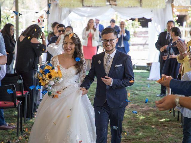 El matrimonio de Josué y Kathia en Curacaví, Melipilla 81