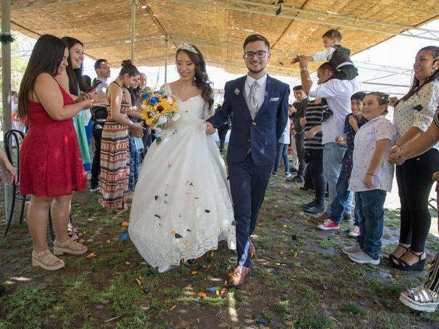 El matrimonio de Josué y Kathia en Curacaví, Melipilla 84