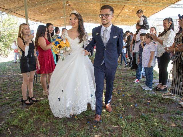 El matrimonio de Josué y Kathia en Curacaví, Melipilla 85