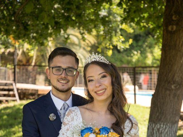El matrimonio de Josué y Kathia en Curacaví, Melipilla 86