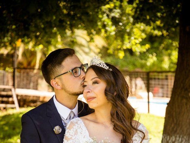 El matrimonio de Josué y Kathia en Curacaví, Melipilla 87
