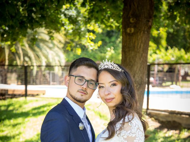 El matrimonio de Josué y Kathia en Curacaví, Melipilla 89