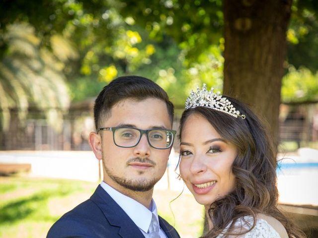 El matrimonio de Josué y Kathia en Curacaví, Melipilla 90