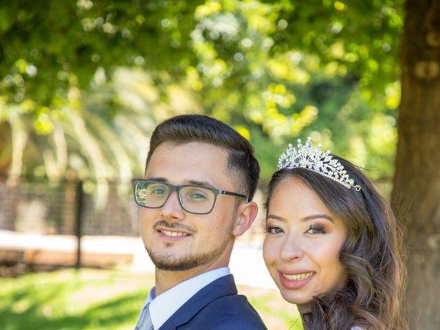 El matrimonio de Josué y Kathia en Curacaví, Melipilla 91