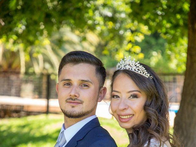 El matrimonio de Josué y Kathia en Curacaví, Melipilla 92