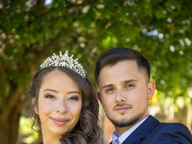 El matrimonio de Josué y Kathia en Curacaví, Melipilla 94