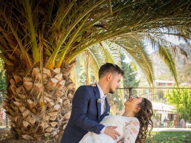 El matrimonio de Josué y Kathia en Curacaví, Melipilla 96