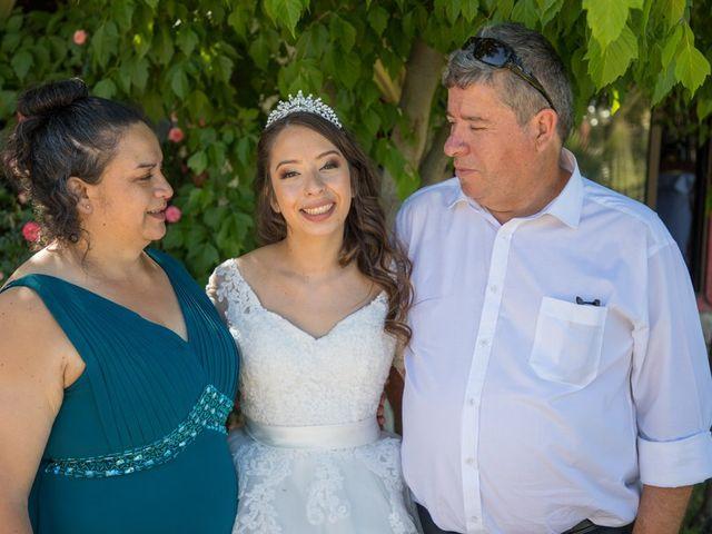 El matrimonio de Josué y Kathia en Curacaví, Melipilla 101