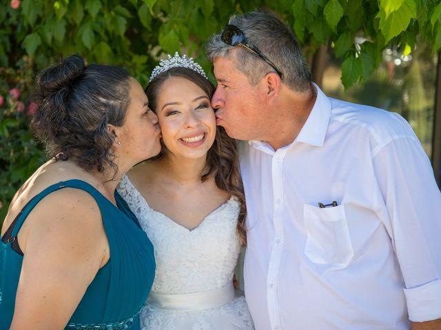 El matrimonio de Josué y Kathia en Curacaví, Melipilla 102