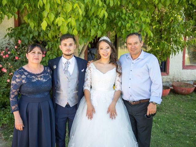 El matrimonio de Josué y Kathia en Curacaví, Melipilla 106