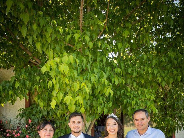 El matrimonio de Josué y Kathia en Curacaví, Melipilla 107