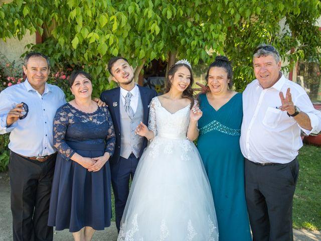 El matrimonio de Josué y Kathia en Curacaví, Melipilla 108