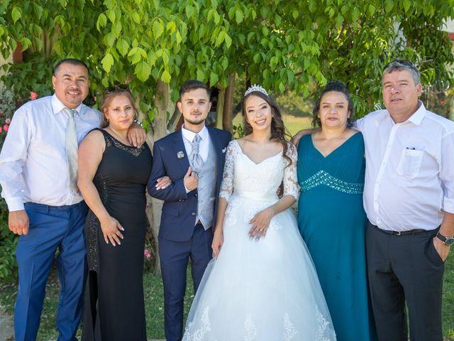 El matrimonio de Josué y Kathia en Curacaví, Melipilla 109
