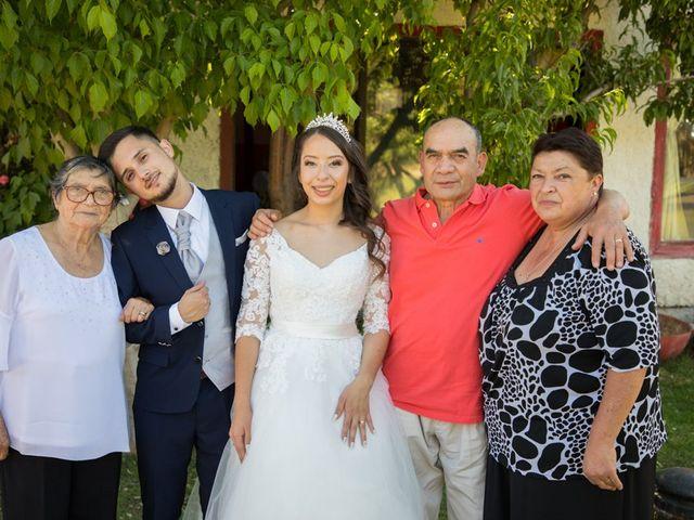El matrimonio de Josué y Kathia en Curacaví, Melipilla 110