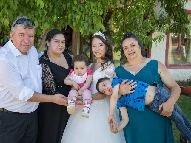 El matrimonio de Josué y Kathia en Curacaví, Melipilla 112