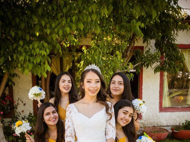 El matrimonio de Josué y Kathia en Curacaví, Melipilla 115