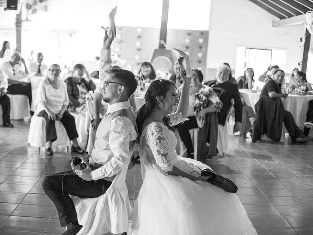 El matrimonio de Josué y Kathia en Curacaví, Melipilla 120