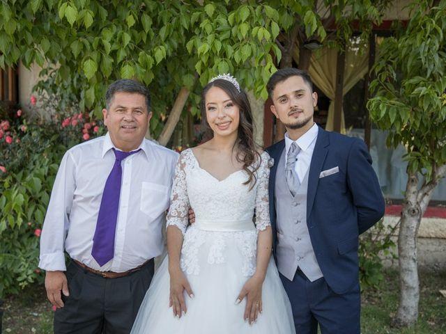 El matrimonio de Josué y Kathia en Curacaví, Melipilla 122
