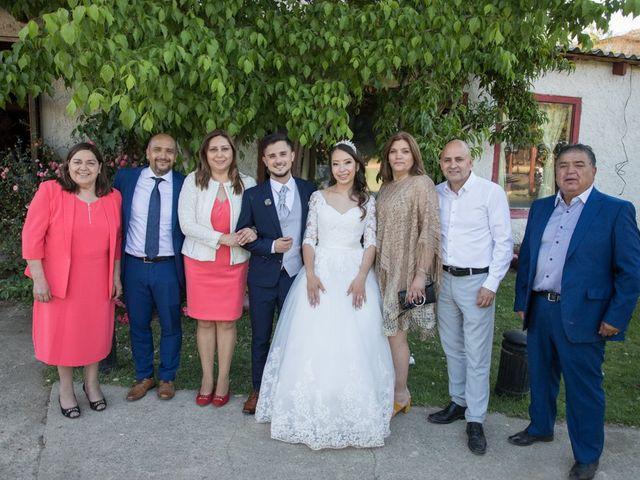 El matrimonio de Josué y Kathia en Curacaví, Melipilla 123