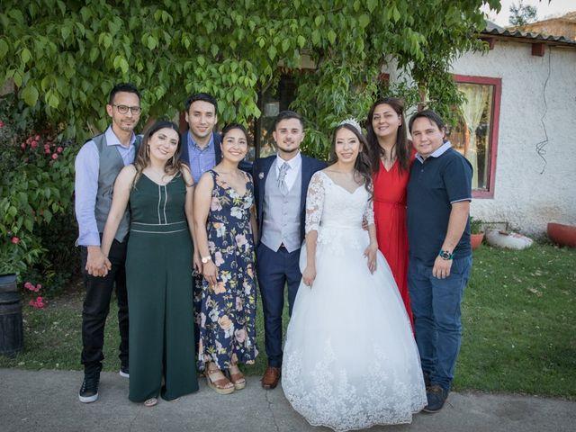 El matrimonio de Josué y Kathia en Curacaví, Melipilla 124