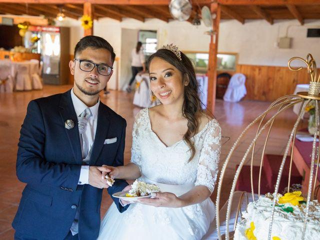 El matrimonio de Josué y Kathia en Curacaví, Melipilla 133