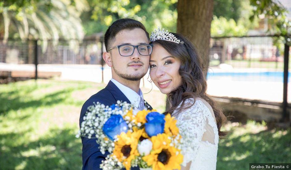 El matrimonio de Josué y Kathia en Curacaví, Melipilla