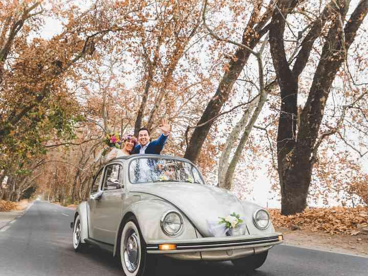 El matrimonio de Nidia y Felipe