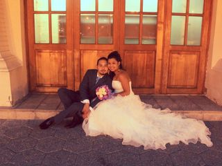 El matrimonio de Cindy y Marco